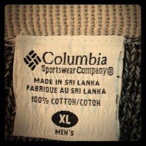 Columbia Sweater XL (USED)